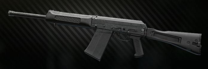 Saiga 12ga ver.10 12x76 assault rifle