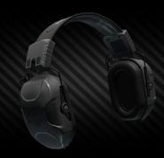 Walker's XCEL 500BT Digital headset back