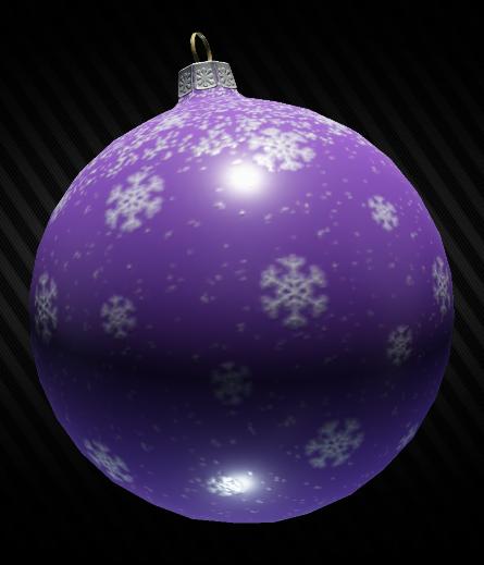 Christmas Tree Decoration Ball Violet Escape From Tarkov Wikia Fandom