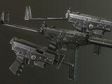 PP-91-01 Kedr-B 9x18PM SMG
