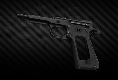 Colt M1911A1 .45 ACP pistol - Frame