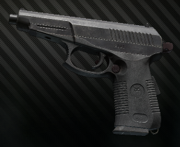 9x21 Serdyukov automatic pistol SR1MP Gyurza
