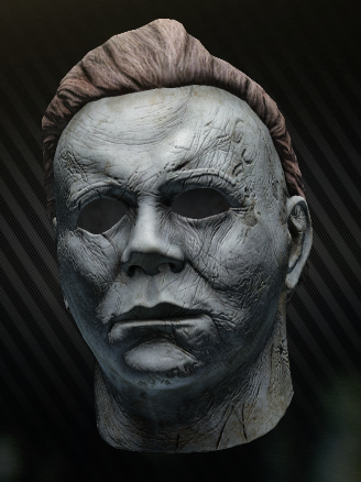 Misha Mayorov's mask