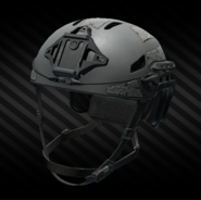 Galvion Caiman Ballistic Helmet front