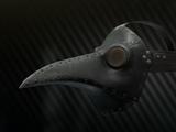 Pestily plague mask