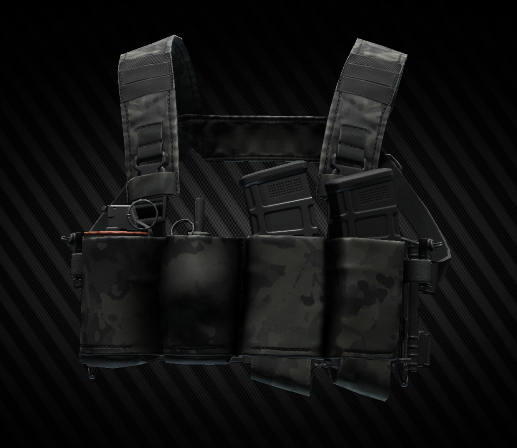 Spiritus Systems Bank Robber Chest Rig