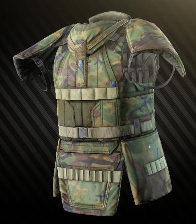 FORT Redut-T5 body armor