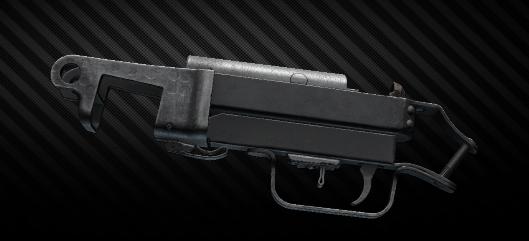 Submachinegun PPSH-41 7.62x25 - Receiver