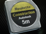 Construction measuring tape