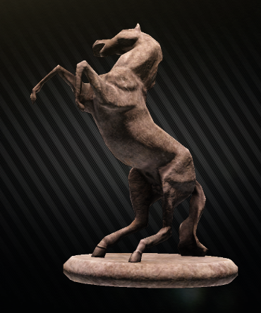Horse figurine