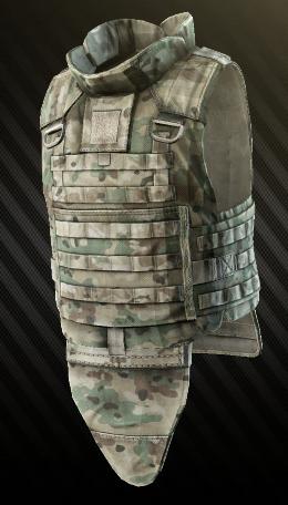 IOTV Gen4 armor (high mobility kit)