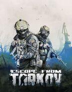 Escape from Tarkov Box cover BEAR