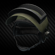Altyn helmet with faceshield (opened)