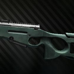 SV-98 bolt-action sniper rifle