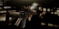 M4A1 5.56x45 Assault Rifle SOPMOD II (2)