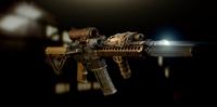 M4A1 5.56x45 Assault Rifle Mechanic variant (1)