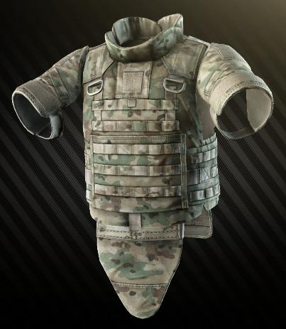 IOTV Gen4 armor (full protection)