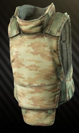6B23-2 armor (mountain flora pattern)