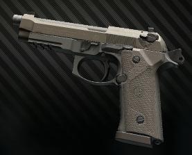 Beretta M9A3 9x19 pistol