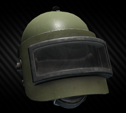 Altyn helmet with faceshield (closed)