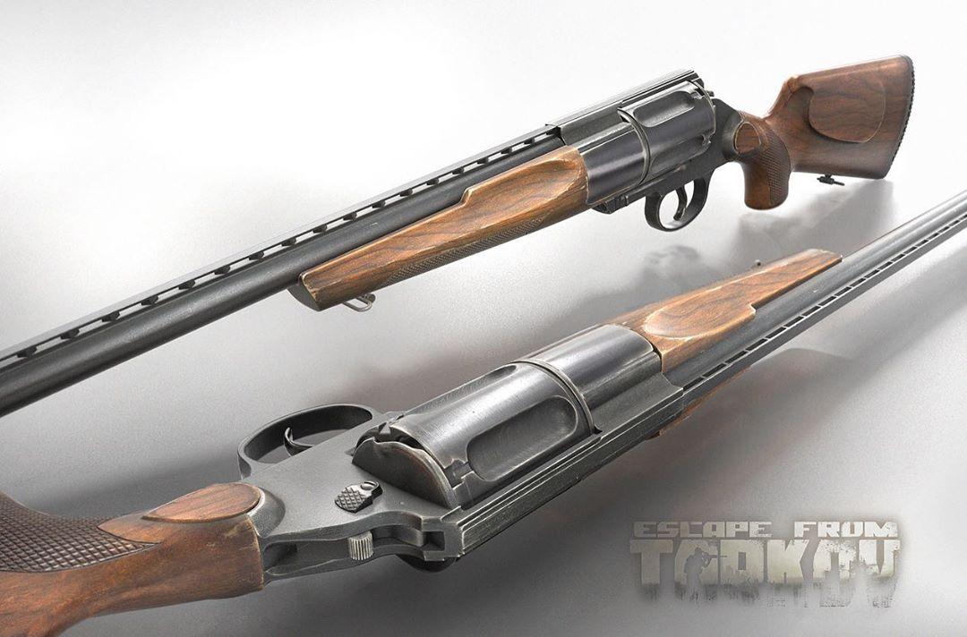 MTs255 shotgun