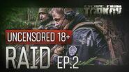 Escape from Tarkov. Raid. Episode 2