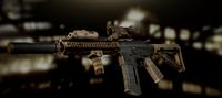 M4A1 5.56x45 Assault Rifle SOPMOD II (1)