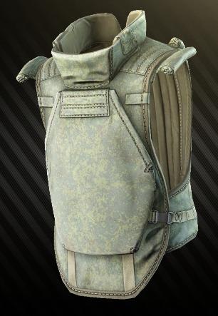 6B13 assault armor (digital flora pattern)