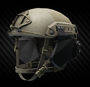 Ops-Core Fast MT SUPER HIGH CUT Helmet Tan with Fast Side Armor