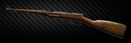 Mosin bolt-action infantry rifle - Carbine left