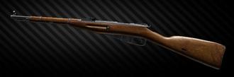 Mosin bolt-action infantry rifle - Carbine left.png