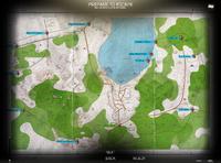 Woods Scav exit plan