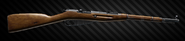Mosin bolt-action infantry rifle - Carbine right