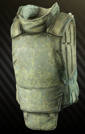 6B23-1 armor (digital flora pattern)