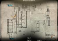 Factory PMC infil exfil plan
