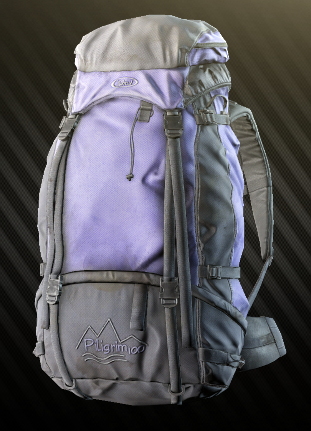 Pilgrim tourist backpack