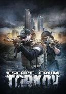 Escape from Tarkov Box cover USEC