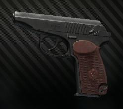 PM 9x18PM pistol