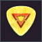 Veritas guitar pick icon
