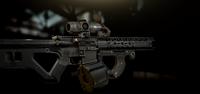 Colt M4A1 5.56x45 Assault Rifle Space Trooper (2)