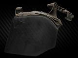 TW EXFIL Ballistic helmet face shield (coyote)