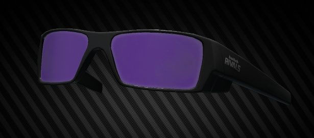 Twitch Rivals 2020 glasses