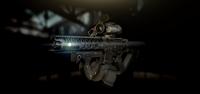 Colt M4A1 5.56x45 Assault Rifle Space Trooper (1)
