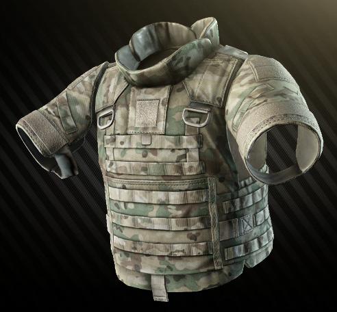 IOTV Gen4 armor (assault kit)