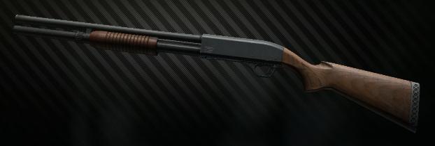 MP-133 12ga shotgun