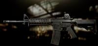 Colt M4A1 5.56x45 Assault Rifle SOPMOD I (2)