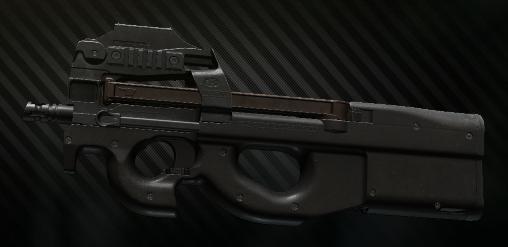 FN P90 5.7x28 submachinegun