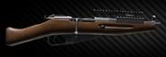 Mosin bolt-action sniper rifle - Obrez M right