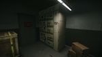 Switch to activate EXFIL01 - Cargo elevator