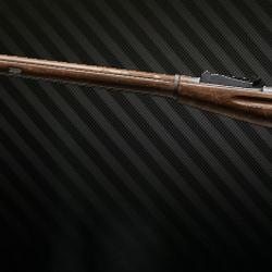 Mosin bolt-action sniper rifle